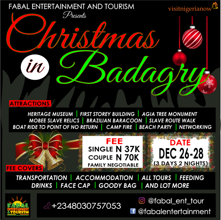 christmas in badagry